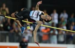 Спортсмен Богдан Бондаренко одержав пальму першості у стрибках у висоту