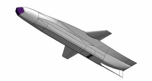 У Харкові розробили нову крилату ракету