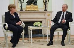 Путін та Меркель зустрілися у Москві. Після зустрічі кожен з них залишився при своїй точці зору — політолог