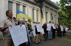 Харків'яни поздоровили Надію Савченко з Днем народження
