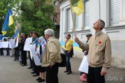 «Надіє, з Днем народження!»: Харків'яни поздоровили Надію Савченко зі святом