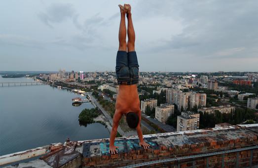 У Дніпропетровську мода на незвичайні селфі все частіше призводить до фатального результату (фото)
