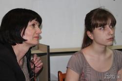 «Герої майбутніх романів»: В Літмузеї відбулася зустріч з українськими бійцями