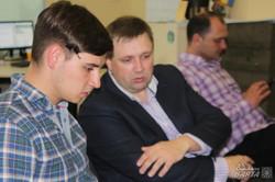 Володимир Федорін презентував книгу «Гудбай, імперіє! Розмови з Кахою Бендукідзе» (фото)