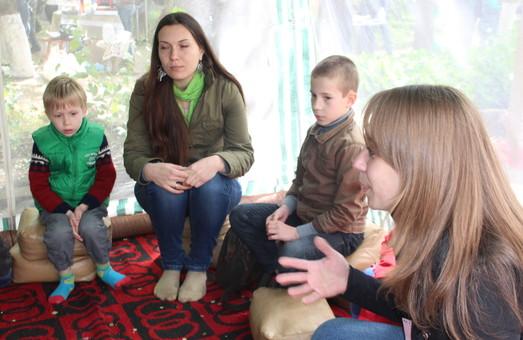 Літмузей презентував свої «розумні забавки» дітям (фото)