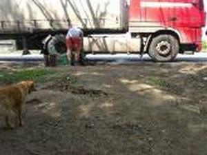 На автошляху Харків-Сімферополь прикрили незаконну АЗС (фото)
