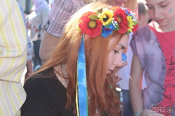 В Харкові до Дня вишиванки влаштували свято для дітей (фото)