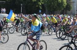 В Харкові пройшов ювілейний велодень