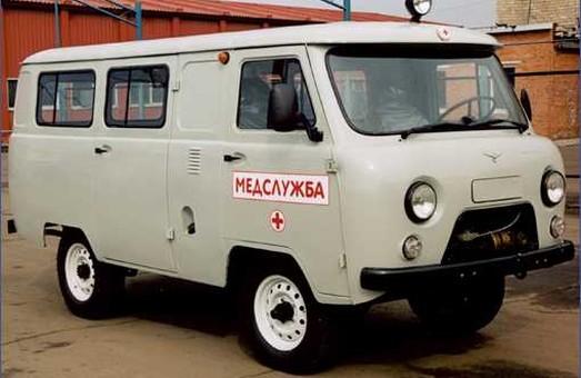 Під Станицею Луганською розстріляли медичний автомобіль ЗСУ