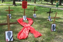 В Харкові пройшла акція в підтримку людей з ВІЛ (фото)