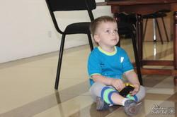 «Дитинство без кордонів»: в Харкові стартувала благодійна виставка (фото)