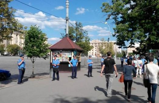 У Харкові замінували площу Свободи: виходи станцій «Університет» і «Держпром» закриті (фото)