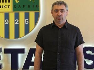 У харківського «Металіста» - новий тренер