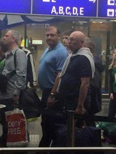 Депутата-прогульника Добкіна папараці зафіксували в аеропорту Франкфурта-на-Майні (фото)