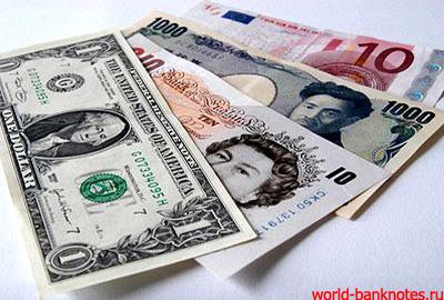 Курс валют на 8 червня 2015 року