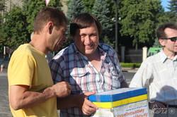 «Досить душити економіку псевдореформами»: на віче розкритикували політику уряду (фото)