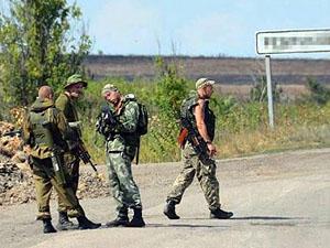 З Донецька можна вибратися лише через один блокпост
