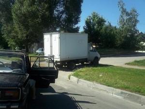 ДТП біля Барабашово: є потерпілі (фото)