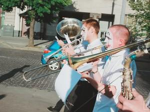 Піший оркестр, діксіленд і полька: Харків готується до «Дня музики» (фото, відео)