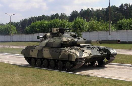 Нацгвардія отримала 12 харківських танків