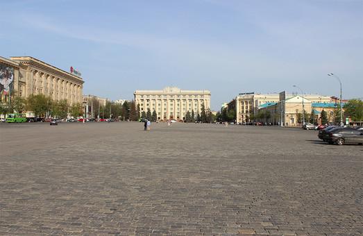 У Харкові прямо в центрі міста знайшли гранату
