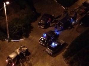 Кривава бійня в студмістечку на Отакара Яроша: поранено шість осіб (фото)