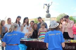 «ЄВРОавтобус» завітав до Харкова (фото)