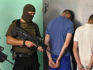Обнародувано фото зброї, використаної під час погрому на Отакара Яроша (фото)