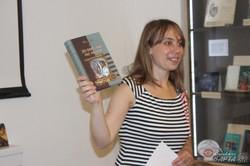 В Літературному музеї розповіли про кулінарію майбутнього (фото)