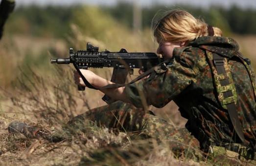 Вони захищають нашу Батьківщину. У Харкові покажуть світлини жінок-бійців