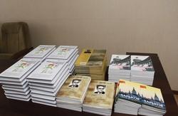 Харків'яни передали книги бібліотеці Академії Нацгвардії