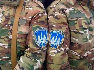 У Харківській області затримані бійці спецпідрозділу «Торнадо»