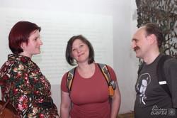 «Чуєш, мій друже…»: в Літмузеї поговорили про літературу під час війни