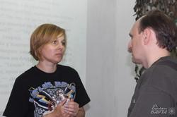 В Літмузеї говорили про відповідальність письменника та совєтську міфологію (фото)