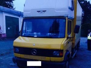 Харків'янина, який перевозив  більше двох тонн небезпечних хімікатів, затримано (фото)