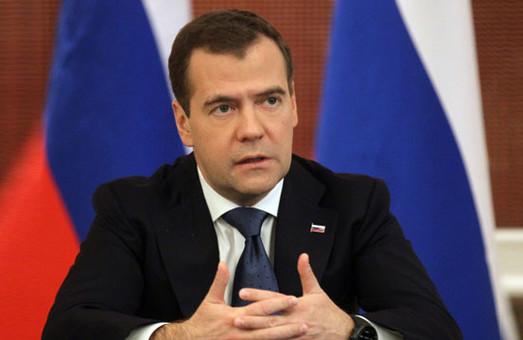 Прем'єр РФ сказав, скільки коштуватиме блакитне паливо для України