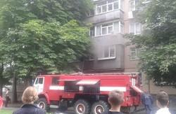 Як палав будинок на бульварі Івана Каркача