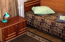 У Дніпропетровську відкрився безкоштовний міні-готель для воїнів АТО