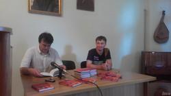 Презентована перша книга про ЛНРівський полон (фото)