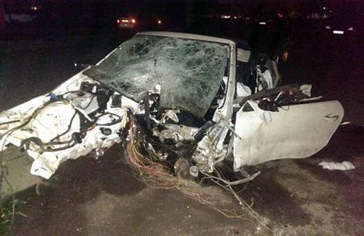 аварія під Дніпропетроськом