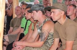 Харківські музиканти дали концерт для бійців Нацгвардії