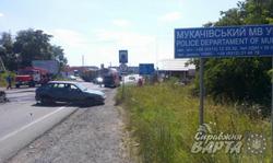 Перестрілка в Мукачеві: 1 людина загинула, 8 - поранено, - місцеві ЗМІ