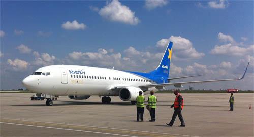 літак Харків-Анталія