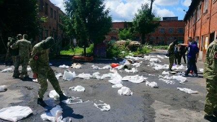 три тонни маку знайшли у центрі міста