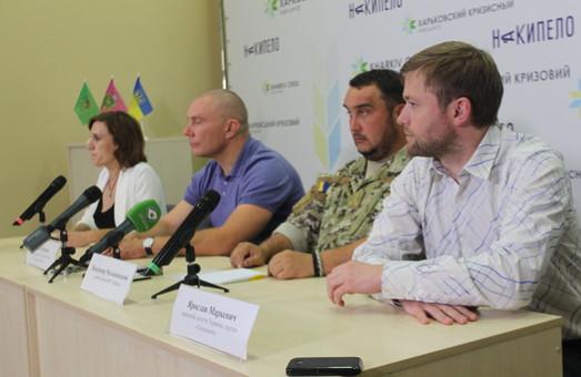 Бійці добровольчих батальйонів не залишаться без допомоги (фото)