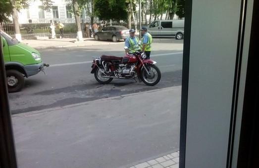 дтп за участю мотоцикліста