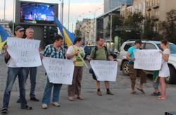 Харківські активісти підтримали мешканців Маріуполя