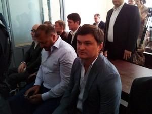 добкін та писаренко у суді