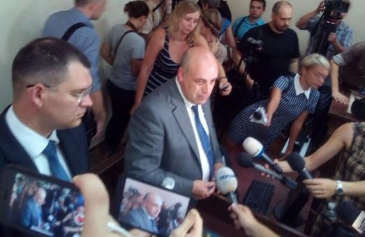 суд над кернесом перенесли на 26 серпня
