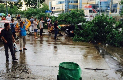 буря у Харкові